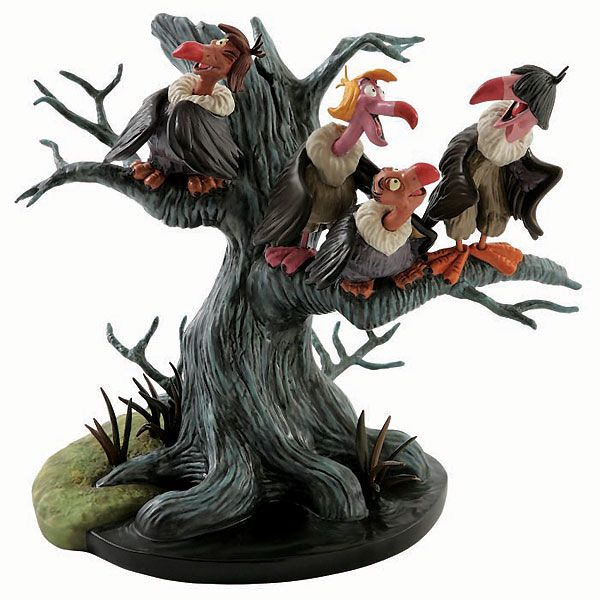 The Jungle Book - Vultures - Things Are Right Dead All Over - Walt Disney Classics Collection - World-Wide-Art.com