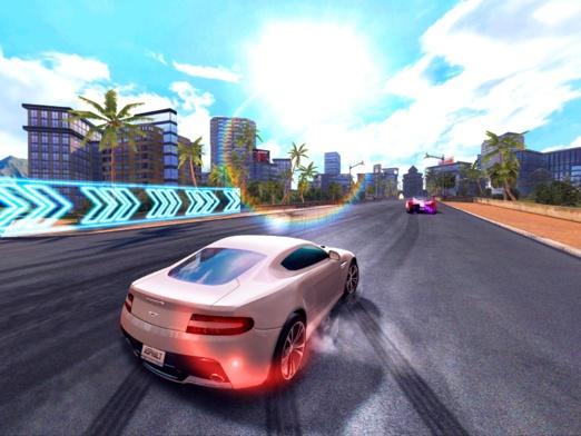 Asphalt 7, les meilleurs jeux sur smartphone