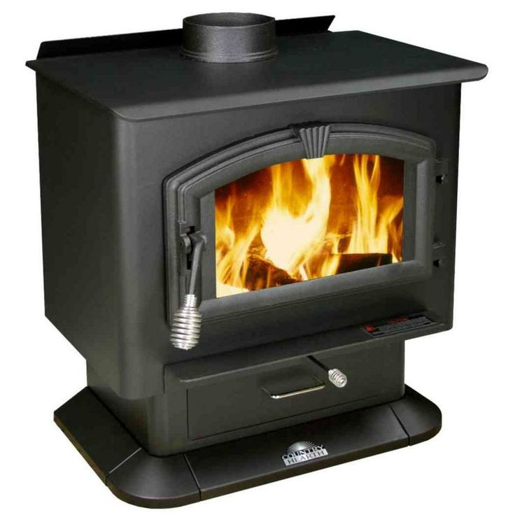 Us Stove Leaf Blowers 2 000 Sq Ft Epa Certified Wood Burning Stove