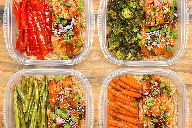 This Teriyaki Chicken Meal Prep Will Make You Want To Bring Lunch To Work
