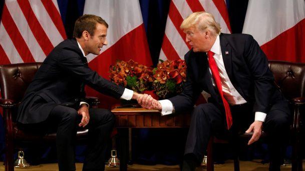 France's Macron regrets Trump's 'unilateral' Jerusalem decision http://ift.tt/2zY2y8s