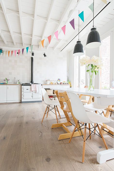 An inside look into a Scandinavian house in the center of Ghent 1