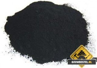 Cementkleurstof - Zwart (1kg)