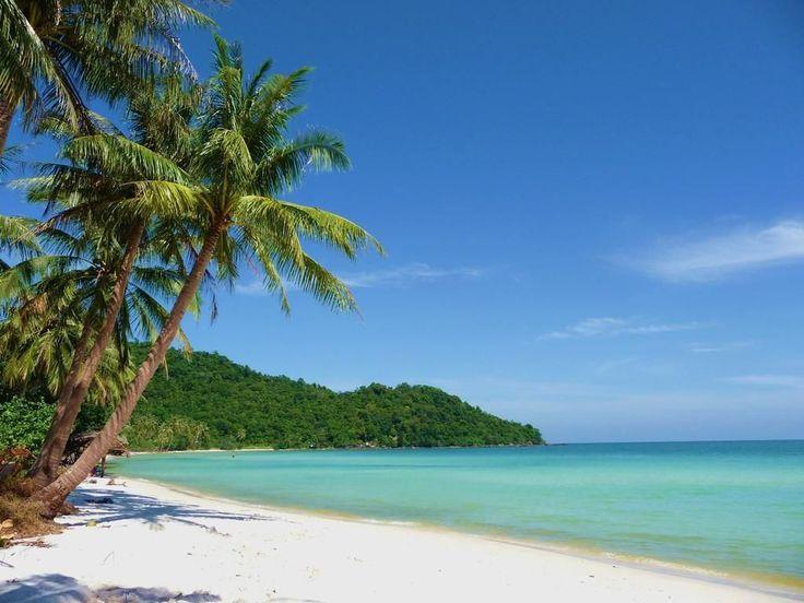 Bai Sao Bilder Strand/Küste/Hafen Strand Phu Quoc