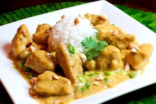 Willows Chicken Curry