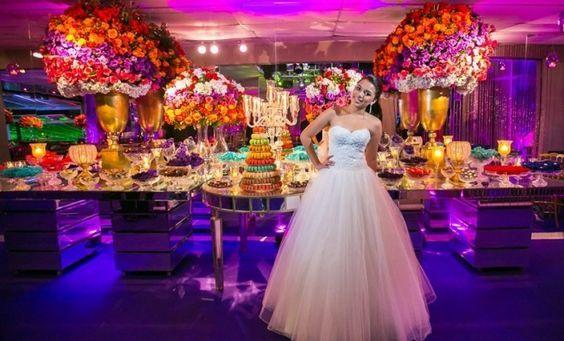 Festa Tomorrowland ♥ Thais - Inesquecível Festa 15 Anos