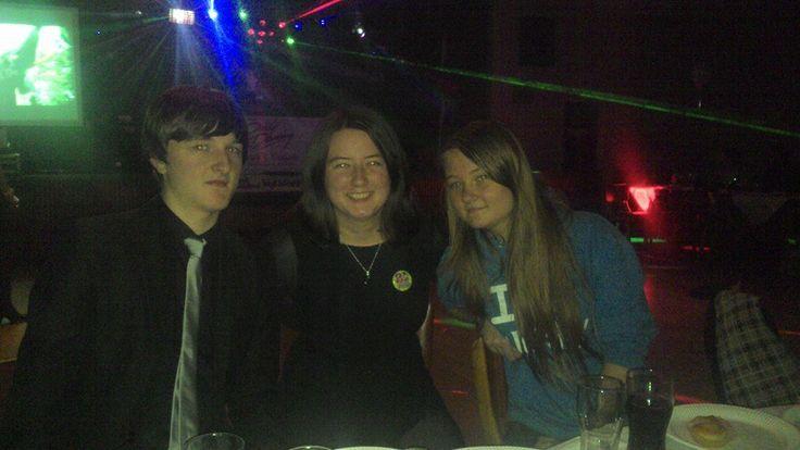 Me, Scott and Jess.