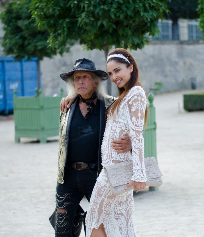 Patricia Contreras and James Goldstein