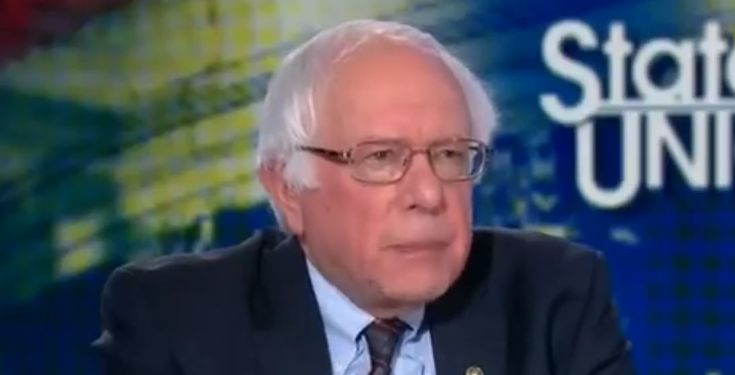 Bernie Sanders Just Gave Democrats A Great Reason To Feel Very Merry This Christmas