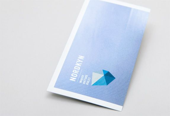 Nordkyn brand designed by Neue Design Studio