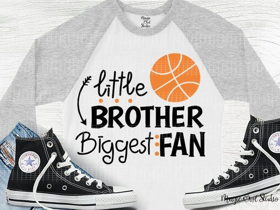 Basketball Svg, Png, Jpg, Dxf, Eps, Svg, Brüder Svg, Basketball-Svg-Datei, Brüder Svg, kleiner Bruder größter Fan Svg, kostenlose kommerzielle Nutzung Svg  – cricut