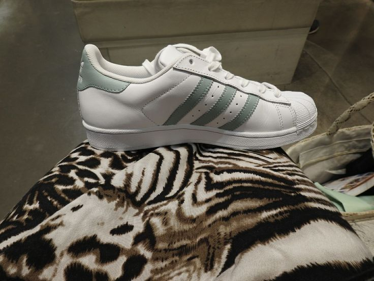 Anyone know where to get these Adidas Superstars? (Mint green)