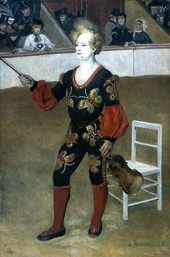 De Clown  - Renoir
