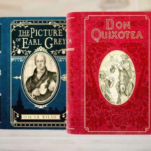 El QuijoTé y otras infusiones inspiradas en libros clásicos