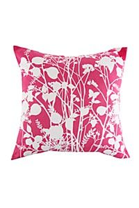 PRINTED FLORAL 50X50CM SCATTER CUSHION COVER