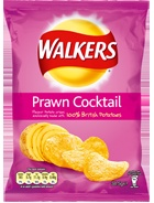 Prawn Cocktail chips. Remember eating these on car rides lol