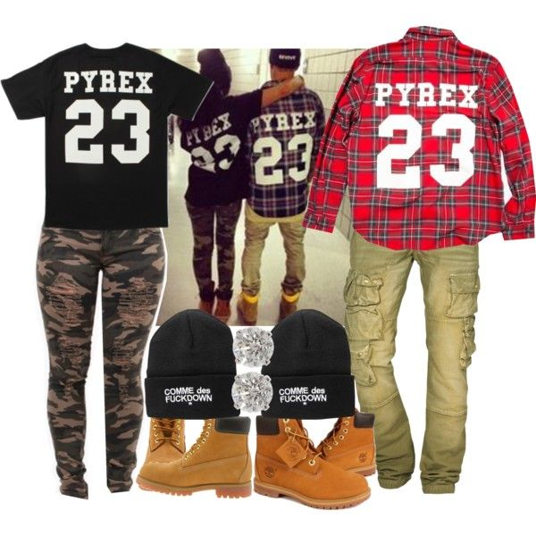 """Swag Couple"" by blasianmami16 on Polyvore 