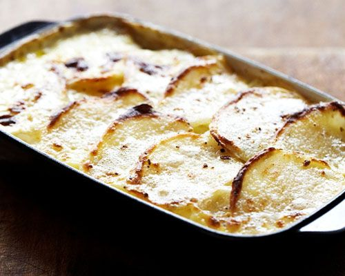 Potato Dauphinoise. AGA Recipes | Snacks and Sides