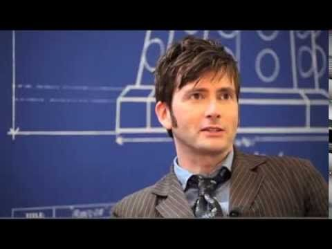 David Tennant BBC interview. Ahh!!! 10 is back! How wonderful he looks, and the Scottish accent....♥♥♥ *swoon*