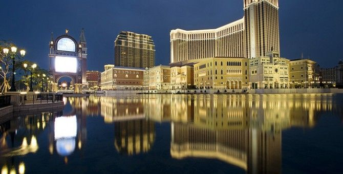 The World's 10 Most Expensive Casino Properties 5. The Venetian Macao Resort Hotel