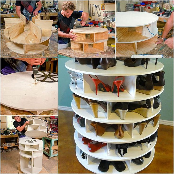A lazy Susan is a turntable or rotating tray that is placed on a table or countertop to help with moving food around for easy access. Thanks to DIY enthusiasts' creativity, Lazy Susan idea has been applied in home improvement projects such as making a Lazy Susan style pantry. And here we …