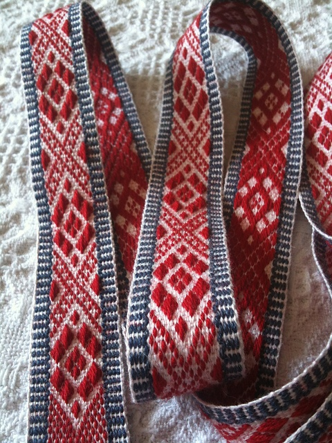 Ravelry: llunallama's Another Belt