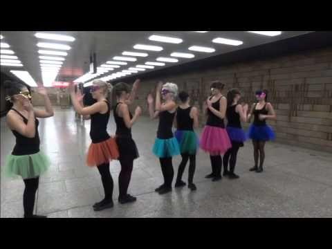 hezké a jednoduché taneční oblečení :)
