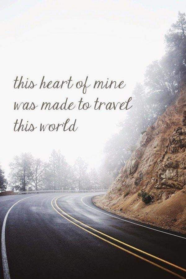 60 Inspirational Travel Quotes with stunning World Images