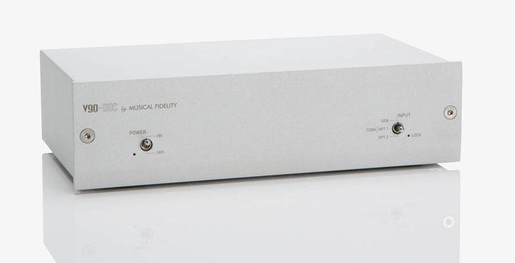 Musical Fidelity  V90DAC_990