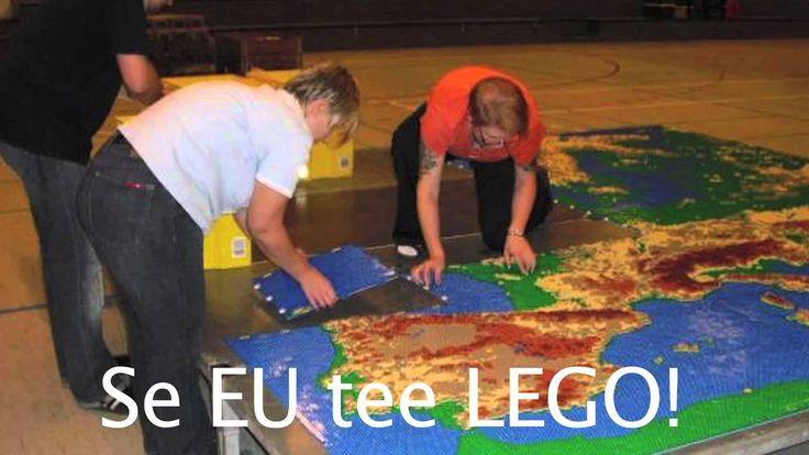 Michel Teló - Ai se EU tee LEGO