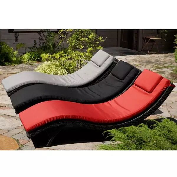 Chaise longue comtemporaine vendu chez club piscine 269 for Club piscine ca