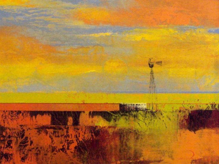 Windmill by Derric van Rensburg.