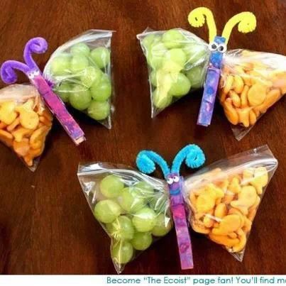 Great idea for birthday parties