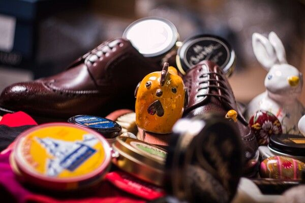 Saphir Shoe Care & Yanko Shoes