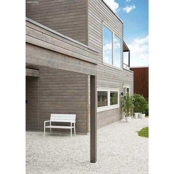Bildresultat för fasad liggande panel