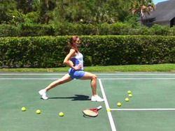 Le Yoga pour les joueurs de Tennis - Yoga Chez Moi