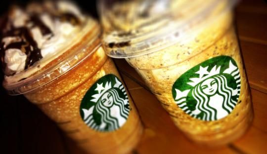 Starbucks' New Frappuccino Flavors Are Mostly Sugar.   There is so much sugar in their new drinks it is 4x the daily allowance for what we are supposed to have   that's crazy .... I will stick to unsweetened tea w lemon or water.  This stuff will kill ya