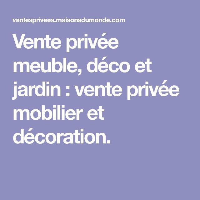 Vente privee meuble deco perfect n ventes prives prix usine meubles dco with vente privee - Vente privee deco ...