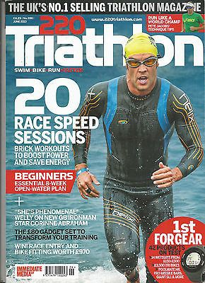#Triathlon 220 magazine 2013  # 286 - 20 race #speed sessions - #beginners ,  View more on the LINK: 	http://www.zeppy.io/product/gb/2/172064927220/