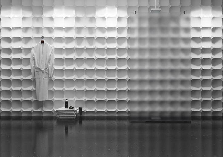 Panel 3D - Dunes - Pixels