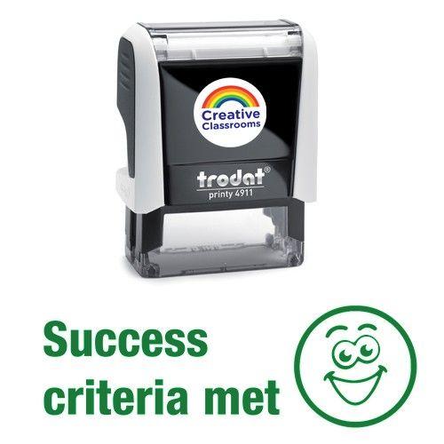 Success Criteria | Stamps