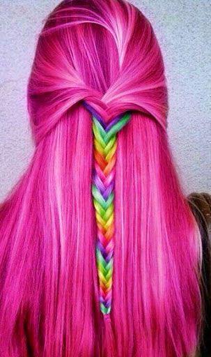 hair style with braid top 50 funky hairstyles for hair forever 5850