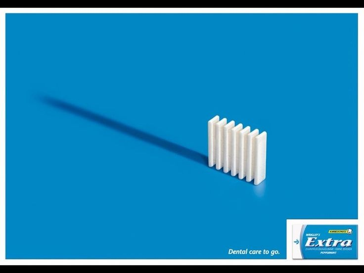 Wrigley's Extra: Toothbrush