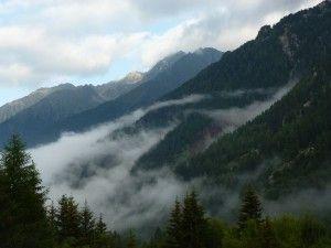 Le Alpi viste dagli occhi di un pilota di alianti...