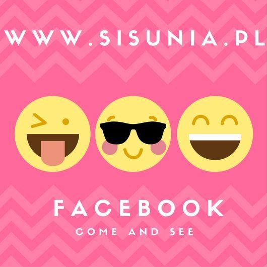 Zapraszam na Facebook @SiSunia
