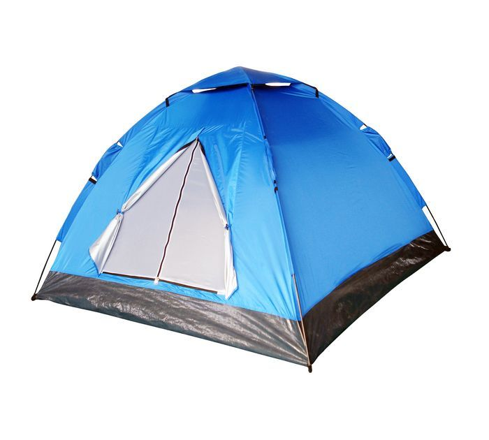 fantastic camping tent for family camping trip: 2 - 3 Man Pop Up Camping Tent