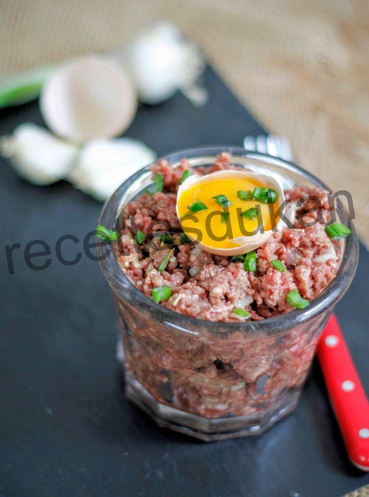 DUKAN Tartare de bœuf façon Thaï - Attaque, PP, PL, Conso, Lundi Escalier Nutritionnel