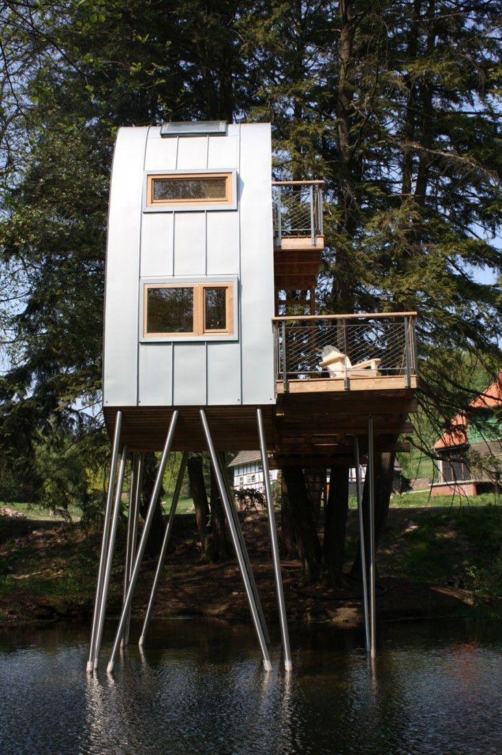 117 Best Images About Archi / Cabane On Pinterest   Restaurant ... Das Magische Baumhaus Von Baumraum