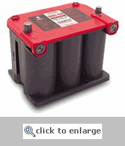 Optima Red Top Battery Group 34/78