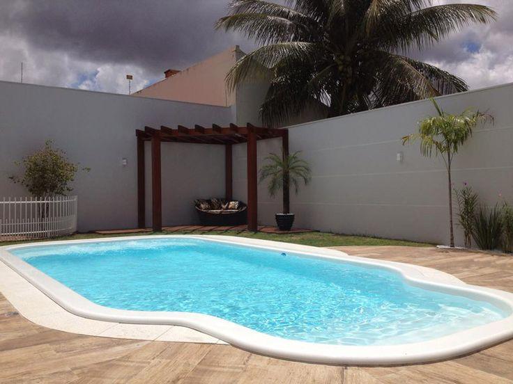 25 melhores ideias sobre piscina fibra no pinterest for Mobiliario piscina